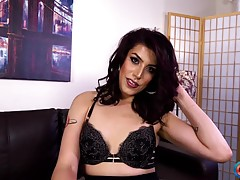 Gorgeous Crystal M returns once more! Without a doubt one of...