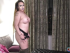 Brittany Bella is back! We haven`t seen this thick Texan bea...