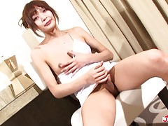 TS Yuki Mizuno is absolutely stunning. Her tits alone are am...