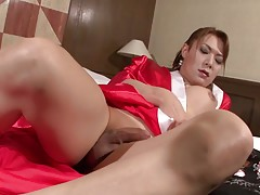Kinky mistress Reina is here again! This horny and dominant ...