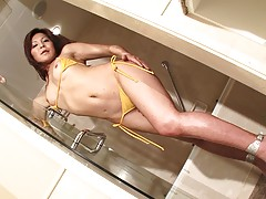 Miwa has plenty of nice things to show and we�re ready to wa...