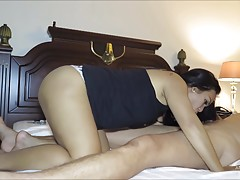 Amy`s special homemade movie 15. Amy`s man has caught her ch...