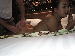 Amy`s special homemade movie 11, Amy gives an AWESOME handjo...